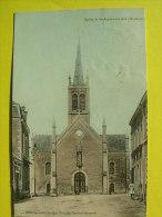 Saint Aignan Sur Roe , église - Saint Aignan Sur Roe