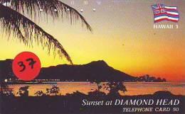 Télécarte Japonaise HAWAII Related (37) - Hawaï