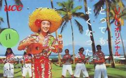 Télécarte Japonaise HAWAII Related (11) - Hawaï