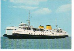 Vlissingen Breskens Overzet   Passagiersschip    Ship Schiff Schip  Boat Boot Bateau - Paquebote