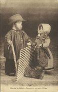 AK Maurs La Jolie Spielzeug Puppen 1909 #01 - Jeux Et Jouets