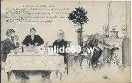 Scènes Morvandelles - Visite Au Propriétaire - N° 8 (2) - France
