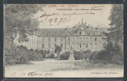 - CPA 22 - Plouguernevel, Cour D'Honneur Du Séminaire - Frankreich