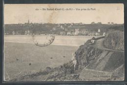 - CPA 22 - Ile Saint-Cast, Vue Prise Du Port - Frankreich