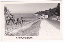 Lourenço Marquès - Praia Da Polana (Polana Beach) - Hôtels Sur Le Bord De Mer - Pas Circulé, Cpsm 9x13.8 - Mosambik