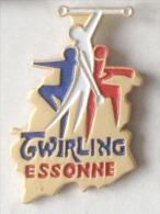 Pin's - Twirling Baton Essonne - Ohne Zuordnung