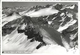 St67920 Flims Dorf Vorab Toedigruppe Nagienshuette Kat. Flims Dorf - GR Graubünden