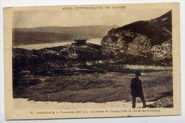 Env Thônes--Site Pittoresque De Savoie-Ascension De La Tournette (2357m) Le Chalet Du Casset (1884 ),Lac D´Annecy(animée - Thônes