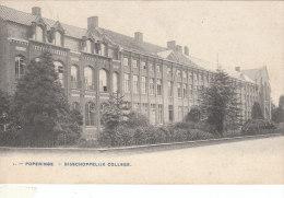Cpa/pk Poperinge Bisschoppelijk College - Poperinge