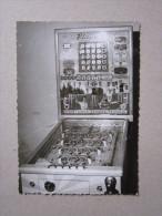 Foto Formato Cartolina Gioco Elettrico Da Bar Anni´60. Flipper - Oggetti