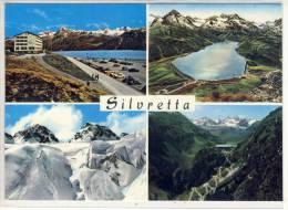 SILVRETTA - Mehrbildkarte      1969 - Österreich