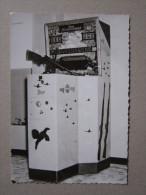 Foto Formato Cartolina Gioco Elettrico Da Bar Anni´60. Tiro Al Bersaglio Con Fucile - Oggetti
