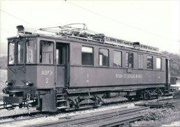 Chemin De Fer Nyon-St Cergue-Morez, Train à Genolier, Photo 1963 BVA, NStCM 71.2 - VD Vaud