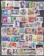 RUSSIE URSS 1962 65 BEAUX LOTS DE TIMBRES SELON SCAN - 1923-1991 UdSSR