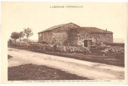 Dépt 07 - LANARCE - Auberge Peyrebelle, Célèbre Par Les Crimes Qui S´y Commirent (1820) - Peyrebeille - Peyrebeilhe - France