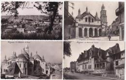 FRANCE - Lot De 4 Cartes Périgueux - Edit. L. Chatagneau - NON CIRCULEES - 2 Scans - - Cartes Postales