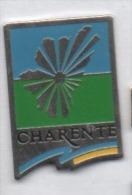 Département Charente - Cities