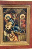 Santino Formato Cartolina QUADRO DIPINTO MEDIEVALE (riproduzione Fotografica) - PERFETTO F69 - Religion & Esotericism