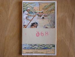 QUELQUES PLANTES EMBLEMATIQUES 368 Liebig Série Complète De 6 Chromos Trading Cards Chromo - Liebig