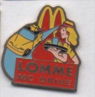 McDonald´s , McDrive De Lomme   , MacDo - McDonald's
