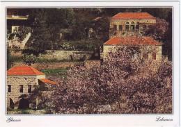 Postcard Ghazir from Lebanon  , carte postale Liban