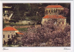 Postcard Ghazir From Lebanon  , Carte Postale Liban - Lebanon