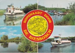 Rondvaart Door De Biesbosch - Geertruidenberg
