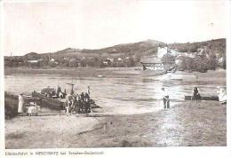 67922) Cartolina Di Elbuberfahrt In Neschwitz Bei Tetschen - Bodenbach - Viaggiata - Boehmen Und Maehren