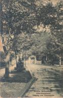 Erster Weltkrieg (WWI) - Deutschland (Germany) - Berlin- Weissensee - Albertinenstrasse, Eingang Zum Trianonpark (1916) - Allemagne