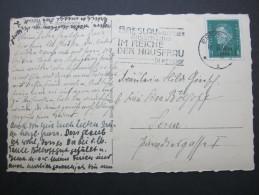 1930, BRESLAU , Sonderstempel : Ausstellung Im Reich Der Hausfrau, Karte - Deutschland