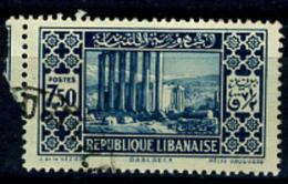 1928/1931 - LIBANO - LEBANON - Scott Nr. 129  - Mi 180 II - USED - (S27082012...) - Libano