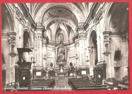 CARTOLINA NV ITALIA - PECETTO TORINESE (TO) - Interno Chiesa Parrocchiale - 10 X 15 - PERFETTA - Otras Ciudades