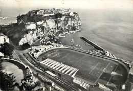Monaco  -gd Format -ref K858- Vue Aerienne - Stade De Football Louis 2-theme Sports -stades -football   - - Non Classés