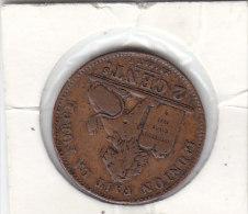 2 CENTIMES Cuivre Albert I 1912 FR - 02. 2 Centimes