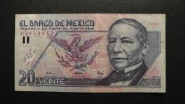 Mexico - P 100 - 20 Nuevos Pesos - 1994 - VF+ - Look Scan - Mexiko