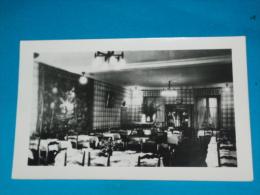 16) Ruffec - Hotel De France ( Carte Photo 2 )  Salle à Manger - ANNEE  - EDIT - - Autres Communes