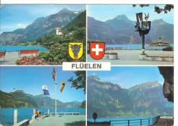 FLÜELEN - UR Uri