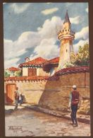 KOSOVO PRISTINA MOSQUE OLD POSTCARD #04 - Kosovo