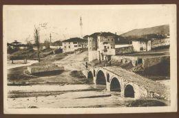 KOSOVO DJAKOVICA OLD POSTCARD #10 - Kosovo
