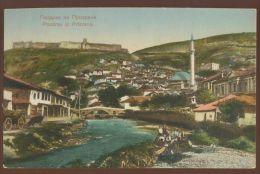 KOSOVO PRIZREN OLD POSTCARD #12 - Kosovo