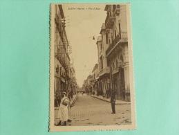 BLIDA - Rue D'ALGER - Blida