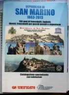 SAN MARINO CATALOGO UNIFICATO 1863-2013 - Italia