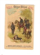 CHROMO POULAIN - GUERRE RUSSO-JAPONAISE - (  19 Juillet  1904) - Poulain