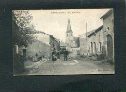 BLENOD LES TOUL  RUE DE LA BARRE    CIRC  OUI  / 1920 - France