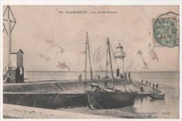 PAIMBOEUF - La Jetée Neuve - Paimboeuf
