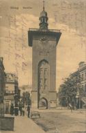 WW1 (Erster Weltkrieg) - Polska (Poland [EN], Polen [DE]) - Elblag (Elbing [DE]) - Markttor (1915) - Ostpreussen