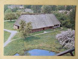 Danemark , Cpm  GARD Fra OSTENFELD I Sydslesvig Frilandsmuseet (230) Recto/Verso - Dänemark