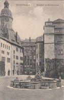 CPA SONDERHAUSEN- THE CASTLE - Sondershausen