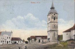 CPA VERBO- MAIN SQUARE, SCHURCH - Slowakei