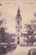 CPA VERBO- THE EVANGELICHAL CHURCH - Slowakei